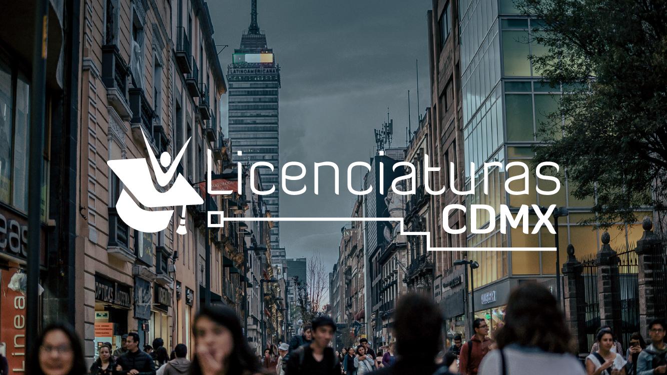 Licenciaturas Cdmx